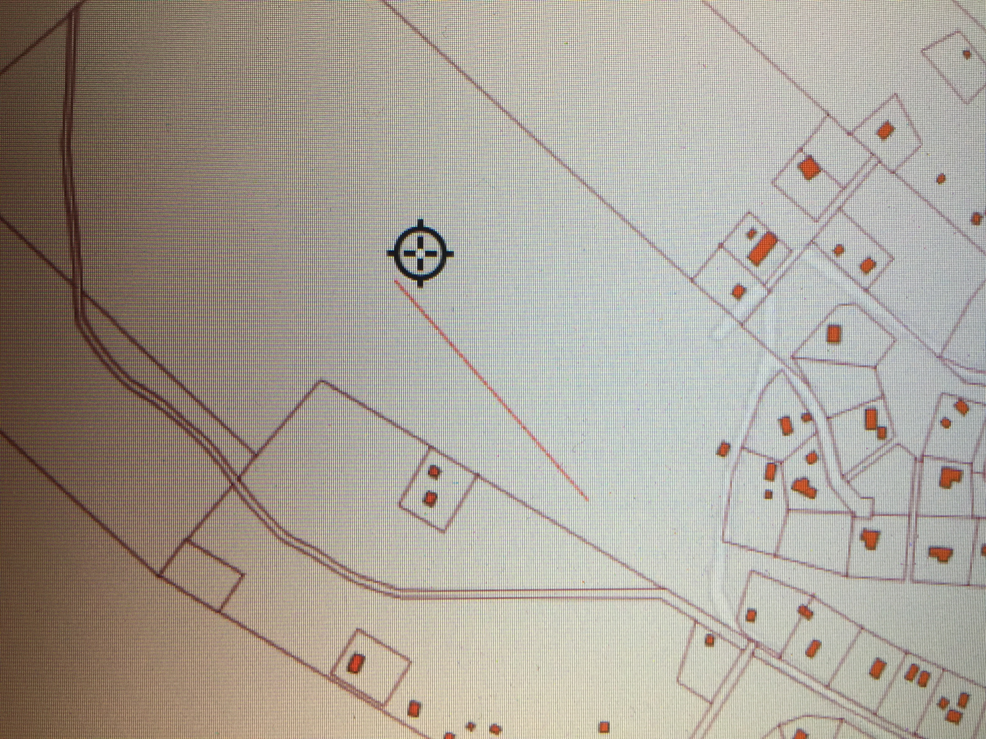 Bug report #18622: Mouse pointer displacement - QGIS
