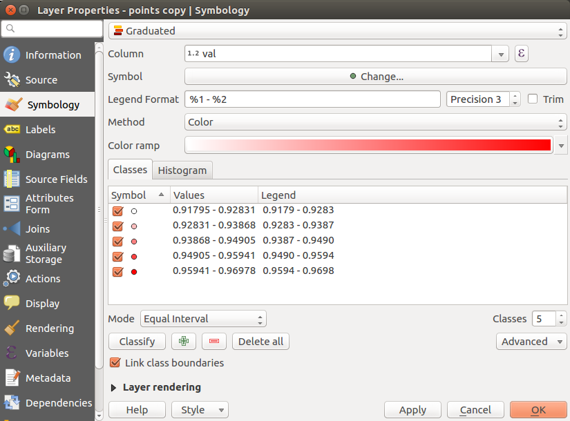 Qgis symologies properties screenshot
