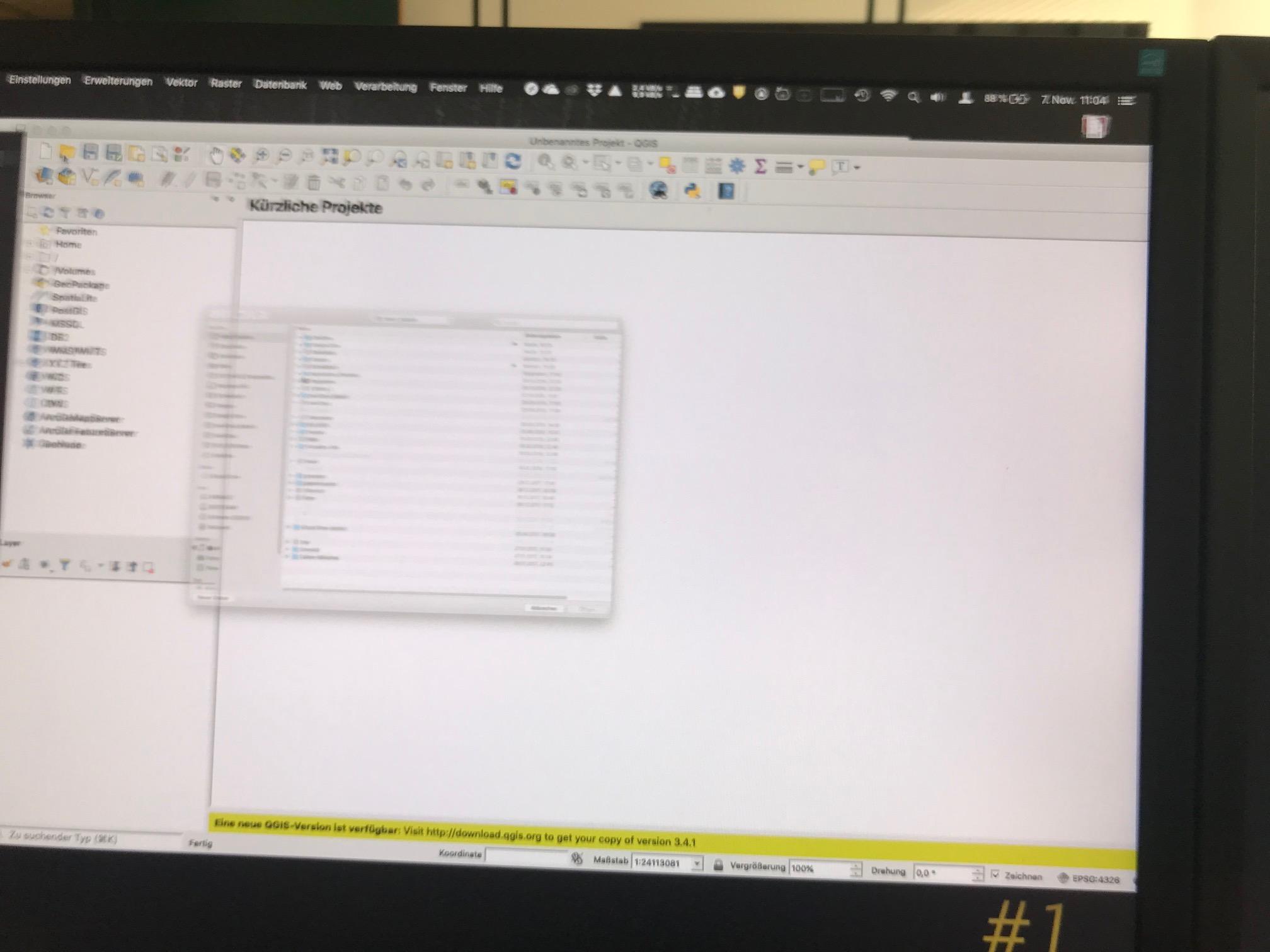 Bug report #20381: QGIS freezes on MacOS 10 14 (and Qt 5 11