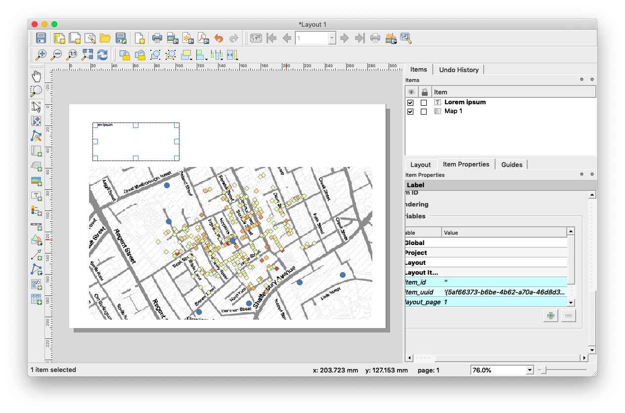 Bug report #20426: Font will not resize in QGIS Print Layout