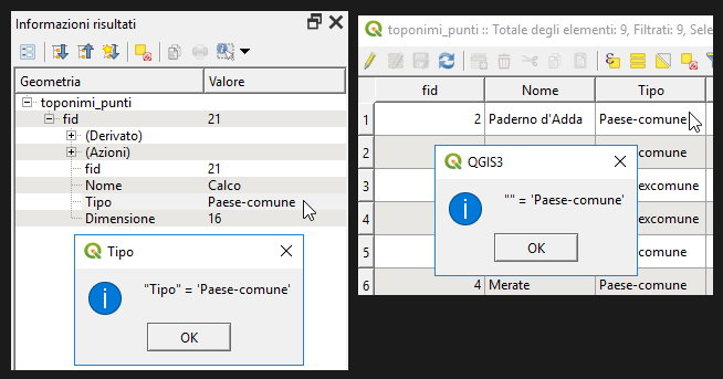 Bug report #22120: Field_name in actions - QGIS Application - QGIS