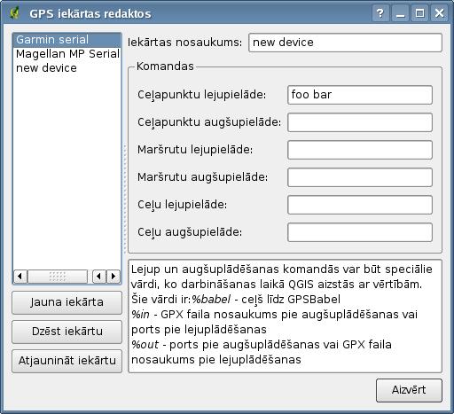 Bug report #569: GPS device editor broken - QGIS Application