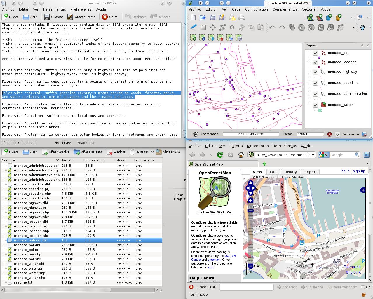 Using OpenStreetMap data - QGIS Application - QGIS Issue Tracking