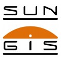 Event supporter logo - SunGIS