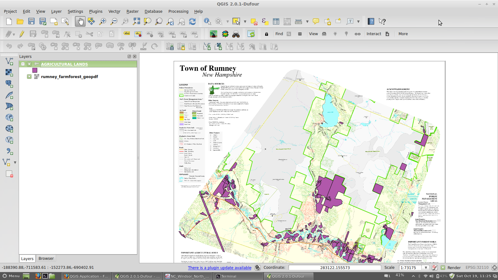 Feature request #8912: Better support for georeferenced pdf