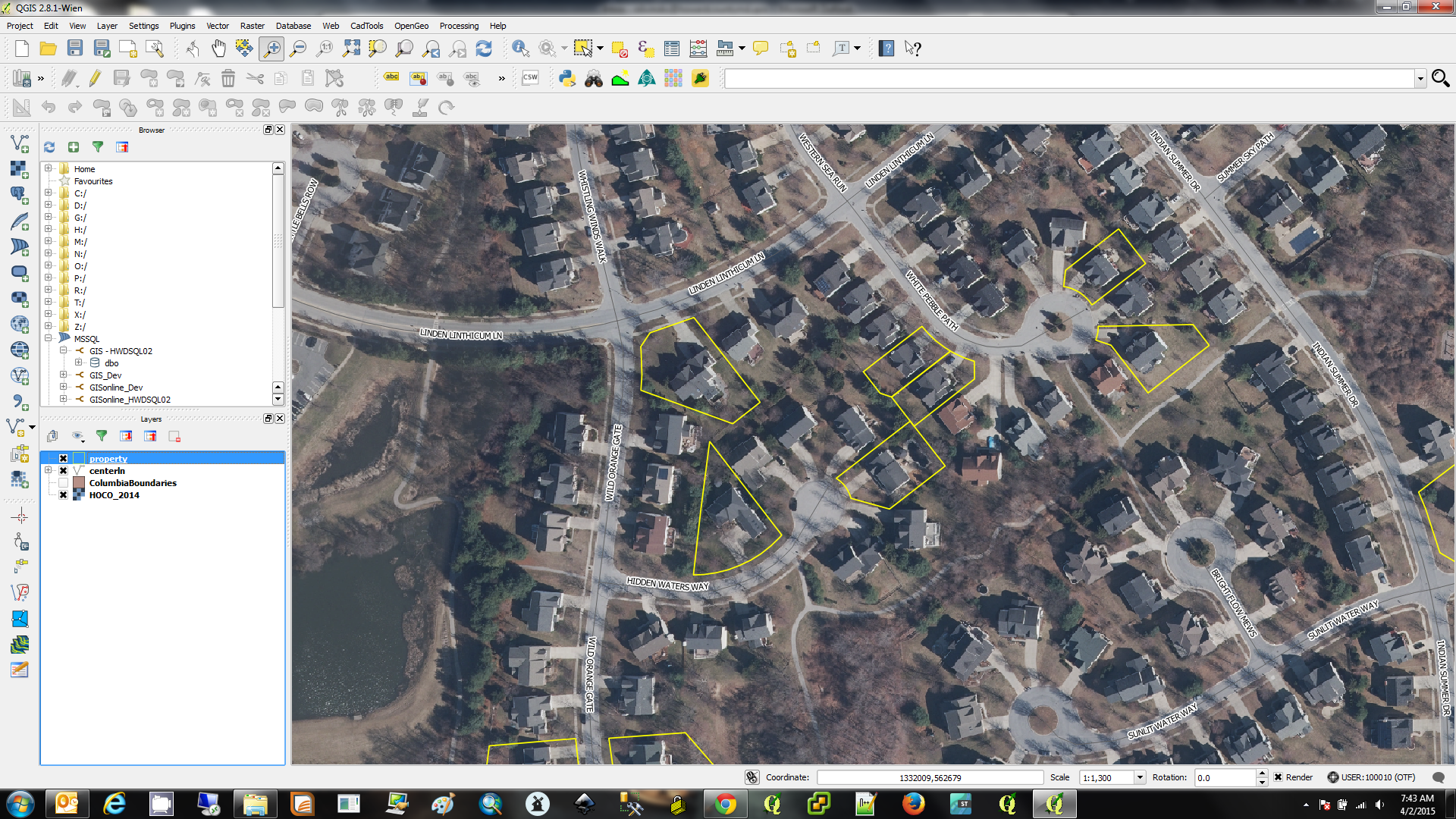 Bug report 12501 qgis does consistantly display all features of shpg gumiabroncs Gallery