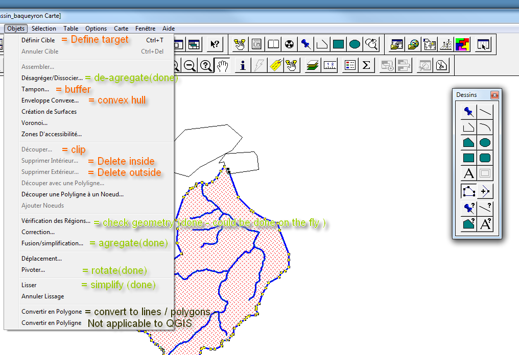 Feature request #13050: Add interactive editing tools using spatial